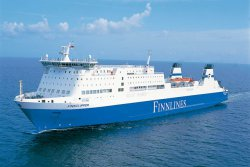 Environmentally aware operators like Finnlines have already taken advantage of Evac's advanced waste water treatment solutions on a baltic ferry m/s Finnclipper. © Finnlines (photo: Administrator)