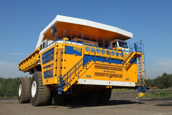 Swedish-Steel-Prize-Belaz<em>© SSAB</em>