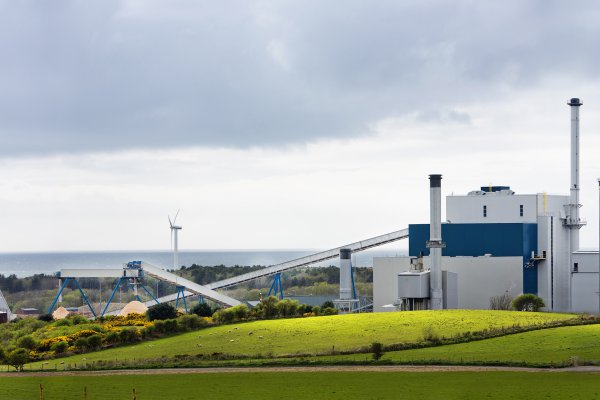 Manufacturing capacity for Incada in Workington, England will increase by 20,000 annual tonnes. © Iggesund