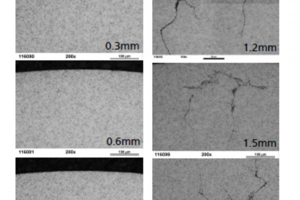 <p>Image 3 Surface with Nanol<br />As these pictures show, the tests that have been carried out discovered that Nanol's additive reduces embrittlement and corrosion. With Nanol's additive the surface remains intact. © Nanol <br /><br /><br /><br /></p>