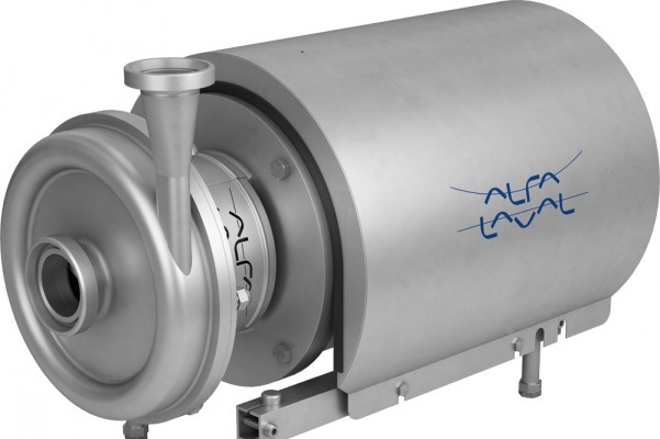 <p><strong>Caption: </strong>The Alfa Laval LKH centrifugal pumps increase <br /> process productivity while providing high efficiency, <br /> gentle product handling alongside food safety and hygiene.</p>