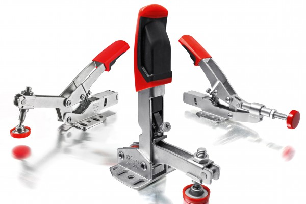 <p>Model overview BESSEY toggle clamps. ©BESSEY Tool GmbH &amp; Co. KG</p>
